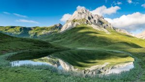 kleine Seen - der Alpsee