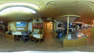360° Panorama Tour durch die Freiburger Hütte