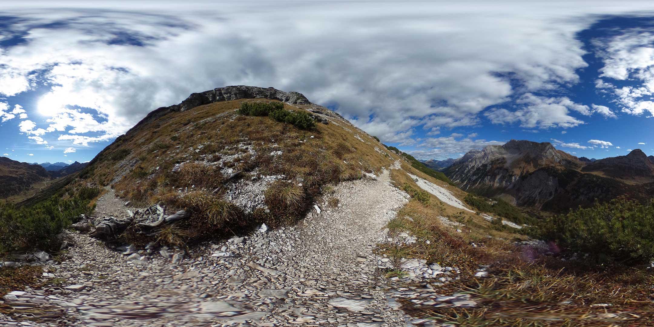 360grad-Panorama-Tour–Goeppinger-Huette-zur-Freiburger-Huette