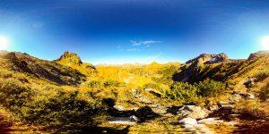 360° Panorama Tour - Biberacher Hütte zur Göppinger Hütte