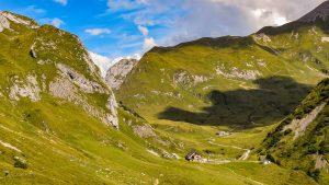 Ravensburger Hütte nach Zürs - Aufstieg Madloch