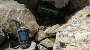 Geocaching - GPS Gerät