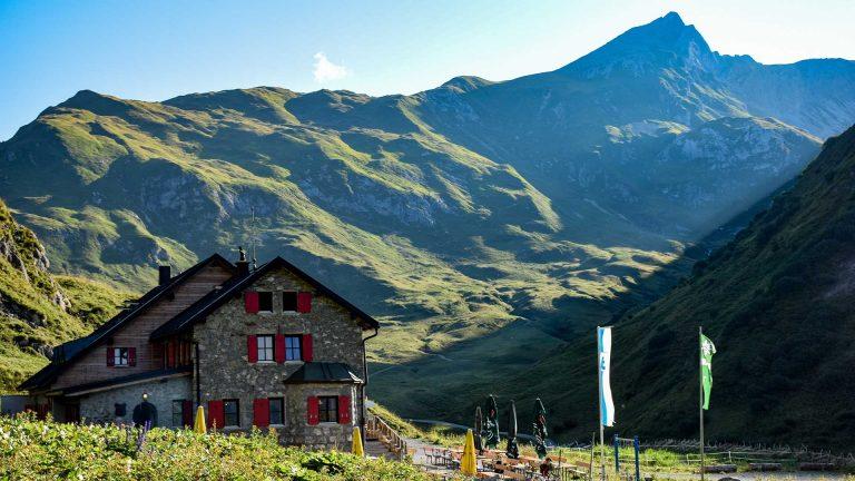 Lechquellenrunde - Ravensburger Hütte